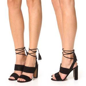 Madewell Octavia Tassel Sandals